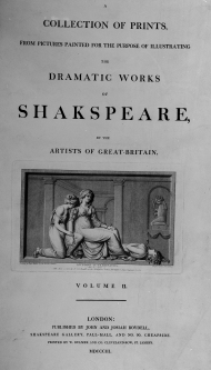 Volume II Title Page