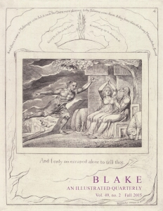 Blake Illustrated Quarterly