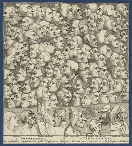Hogarth - Characters and Caricaturas